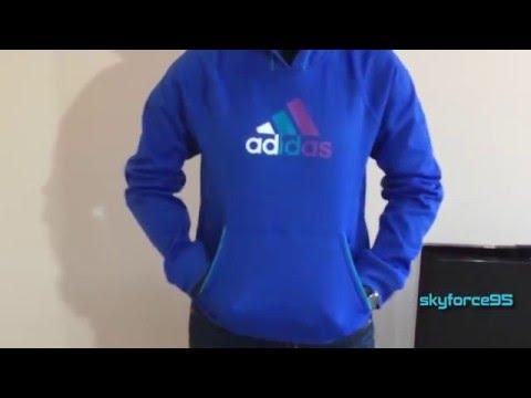 adidas-big-girls'-performance-fleece-hoodie-review