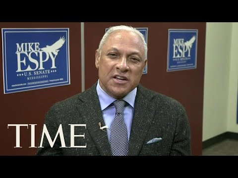 Mississippi Candidate Mike Espy Responds To His Republican Opponent's 'Public Hanging' Joke   TIME