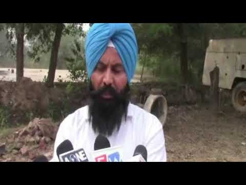 JHANJAR TV NEWS FROM PUNJAB GIDARWAHA NO SOLID POLICY HAS BEEN MADE BY THE GOVERNMENT NOT TO BURN TH