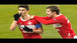 Spartak - Ajax 3-0