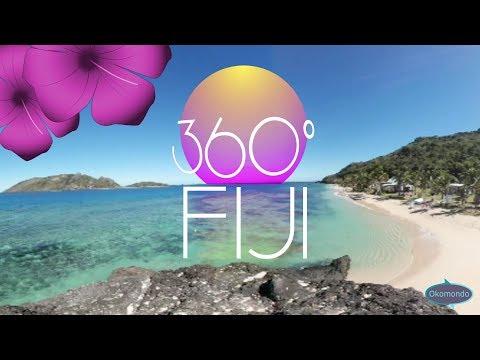 Fidschi in 360 vr - Inseln, Strände und Berge
