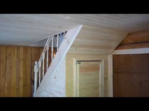 деревянная лестница за 10000р