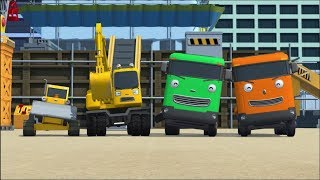 Tayo Kids Pop l #01 The Strong Heavy Vehicles Song l Tayo song