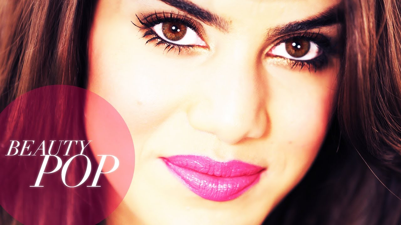 Date Night Smoky Eyes - Beauty Pop! with Camila Coelho   The Platform - YouTube