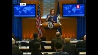 Украина Киев Госдепартамент США прокомментировал минские переговоры  НОВОСТИ СЕГОДНЯ УКРАИНЫ