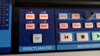Using Effects on the Presonus StudioLive 24 Series III