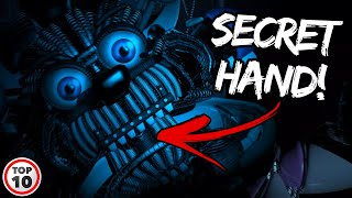 Top 10 Scary FNAF Tiny Details You May Have Missed