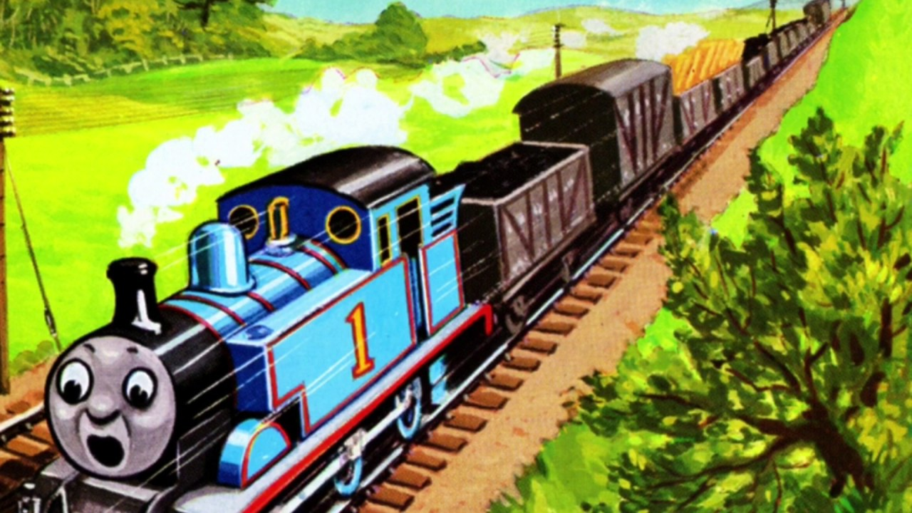 William Reads The Railway Series. Thomas And The Trucks