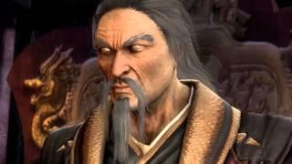 Mortal Kombat 9 (игра, 2011) сюжет + драки + русская озвучка