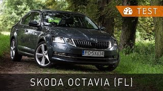 Škoda Octavia (FL) 1.4 TSI 150 KM DSG Style (2017) – test [PL] | Project Automotive