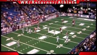Brandon Walker-Roby 2011 Indoor Football League Highlights