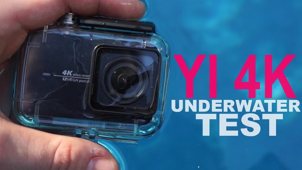 Better Than A Gopro Yi 4k Underwater Test Danstubetv Youtube Dome Port Clear Photography For Xiaomi