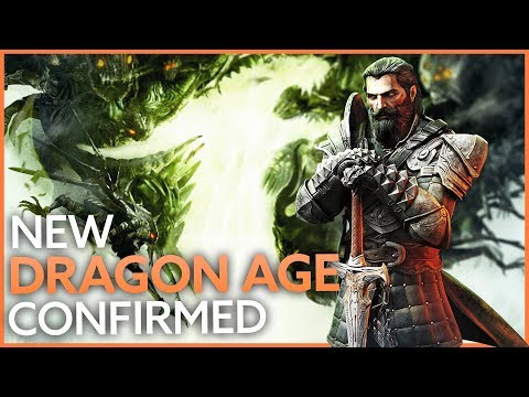 The new Dragon Age game will focus on story and character