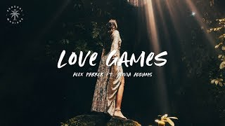 Alex Parker - Love Games (feat. Olivia Addams) [Lyrics]