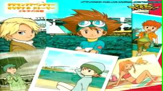 Digimon Adventure Original Story 2nen han no Kyuuka Part 1