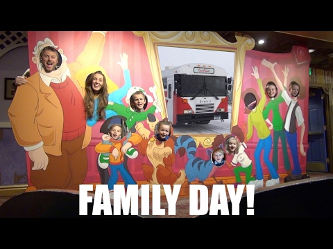 A Day at Focus on the Family | Traveling Across North America | Bus Life