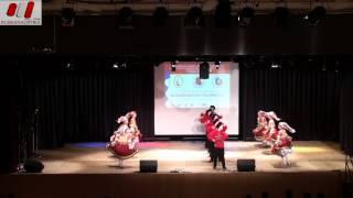 Кубанская полька. Ансамбль танца Дети Кубани (танец). Волшебные мосты Европы 2013. Вена Австрия