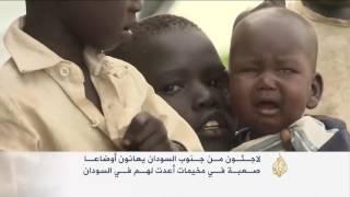 الحرب وانعدام الأمن يدفعان الجنوبيين نحو السودان