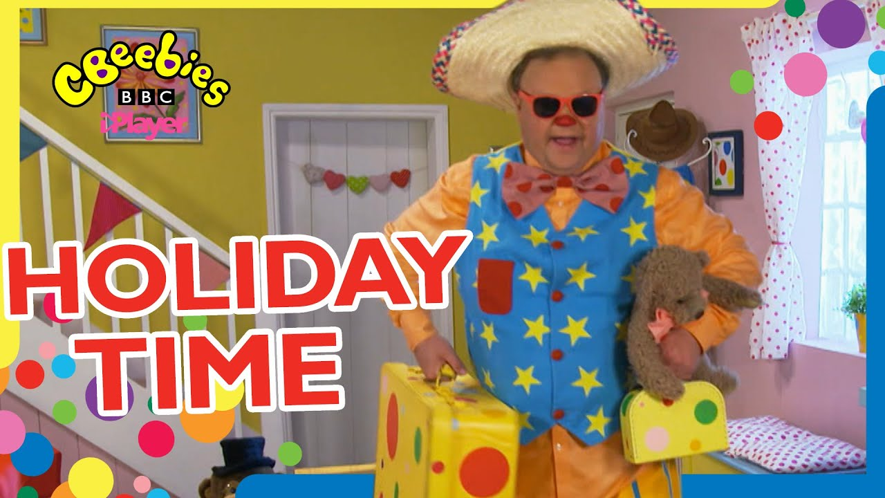 Mr Tumble Goes on Holiday and more! 🏖 | CBeebies | 40+ Minutes compilation for children