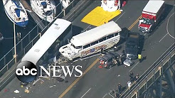 At Least 4 College Students Killed in Seattle Tour Bus Accident