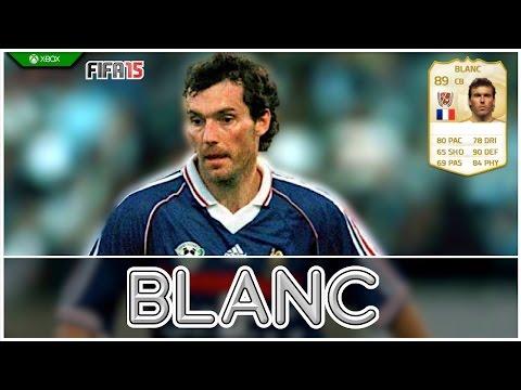 FIFA 15 | Legend Review | Laurent Blanc !