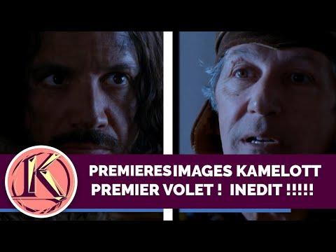Premières IMAGES Kaamelott Premier Volet !! Inédit !