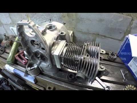 Доработка двигателя Урал 900сс ч.4