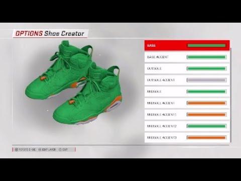 Air Jordan 6 Dégagement Vert Gatorade 2k18