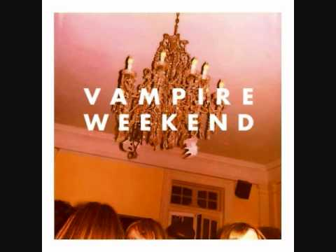 Vampire Weekend- Oxford Comma