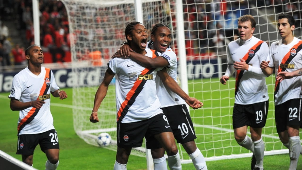 Download Braga 0-3 Shakhtar. All goals (28/09/2010)
