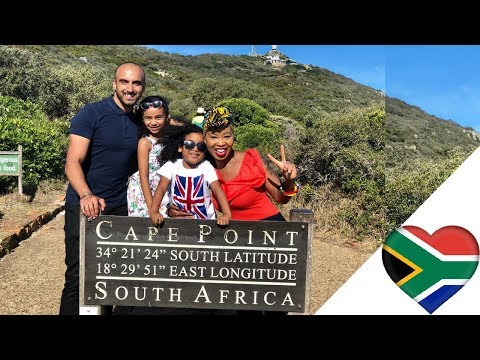 Cape Town |  Cape Point | South Africa Travel Vlog | Cape Of Goodh ope | Things To Do In Cape Town