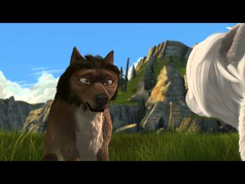 Alpha and Omega: The Legend of the Saw Tooth Cave - Trailer