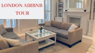 PLACES TO STAY IN LONDON - MY LONDON AIRBNB TOUR