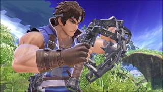 Super Smash Bros Ultimate (Switch) - Richter Confirmend!!! (Trailer + Screenshorts)