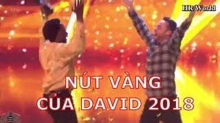 [Eng-Vietsub] NUT VÀNG CỦA DAVID khiến cả khán phòng đứng lên nhảy múa (Donchez Dacres - BGT 2018)