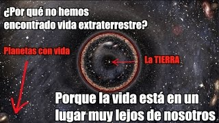 ¿Por qué NO HEMOS ENCONTRADO VIDA EXTRATERRESTRE? thumbnail
