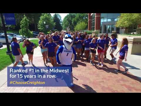 Creighton Ranked No. 1 in Midwest by U.S. News & World Report