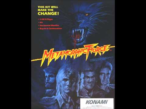 Metamorphic Force OST - Stage 4 Part I & II (The Wicked Forest & Four Warriors)