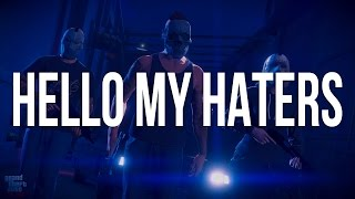 """Hello My Haters"" - Gangsta Instrumental Rap Beat 2016"
