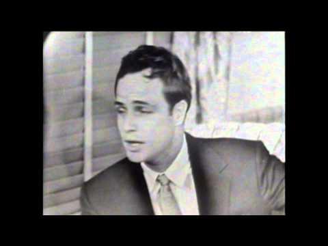 Marlon Brando - April 1, 1955