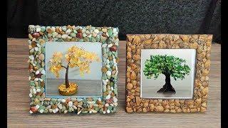 How to make Photo Frames - DIY Cardboard Craft