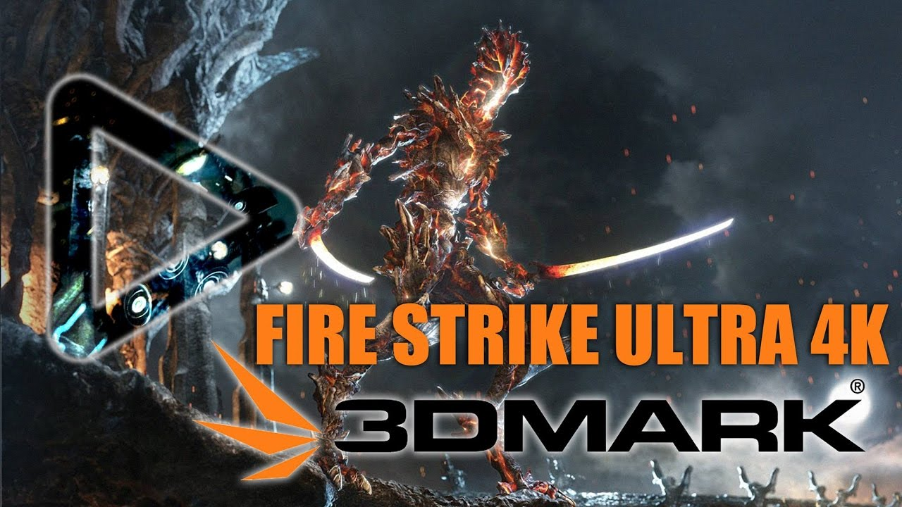FIRE STRIKE ULTRA 3DMark - 4K 1080Ti i7 7700K