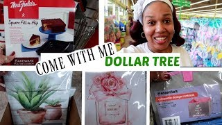 DOLLAR TREE *COME WITH ME ** NEW FINDS