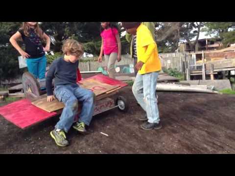 Adventure Playground Berkeley California