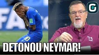 "Chico Lang DETONA Neymar: ""Ator global"" - Gazeta Esportiva (22/06/18)"