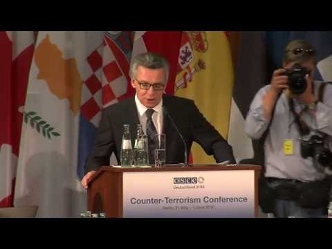 OSCE-wide Counter-Terrorism Conference 2016: Opening Session