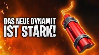 DAS NEUE DYNAMIT IST STARK! 💥 | Fortnite: Battle Royale