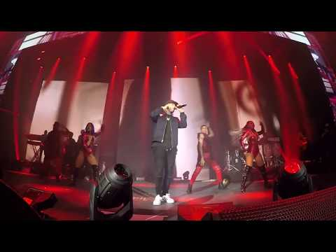 Nicky Jam - El Amante [Video En VIVO] Live HD