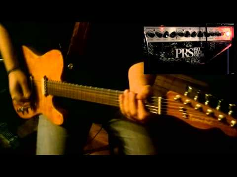 Tomisic Handmade Guitars 007 Tele HH on PRS SE 20 review