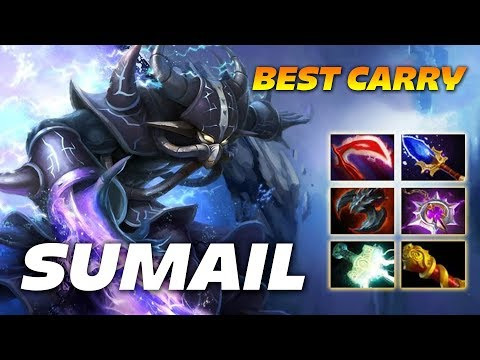 SumaiL Faceless Void - Best USA Carry - Dota 2 Pro Gameplay